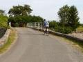 Radfahren - falls man hier von einem Rad sprechen kann