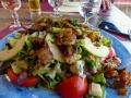 Abendessen in Truchère