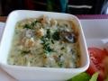 Schnecken in Sauce / Abendessen in Truchère