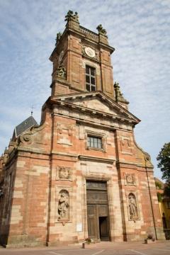Abteikirche St. Peter und Paul in Neuwiller-lès-Saverne