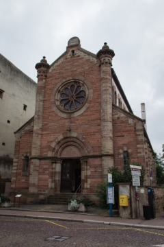 Synagoge in Obernai