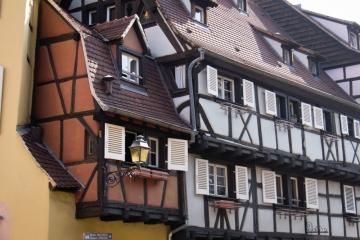 Das kleinste Haus Colmars