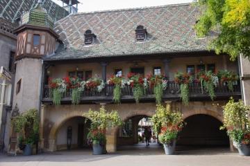 Ancienne Douane, das alte Zollhaus in Colmar