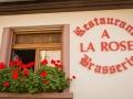 Restaurant Auberge à la fleur in Scheibenhard