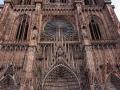 Liebfrauenmünster, die Kathedrale Notre Dame von Straßburg