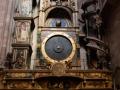 Astronomische Uhr in der Kathedrale Notre Dame in Straßburg