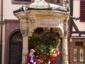 Sechs-Eimer-Brunnen in Obernai