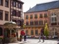 Hôtel de Ville in Obernai am Plâce du Marché