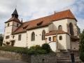 Chapelle Saint-Sébastien oberhalb Dambach-la-Ville