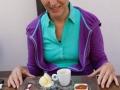 """Café Gourmand in der """"Wistub Bierstub Kas Fratz"""" in Eguisheim"""