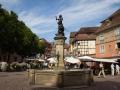 Schwendi-Brunnen in Colmar