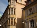 Maison des Arcades mit beeindruckenden Fassaden in Colmar