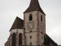 Kirche St. Jacques über Hunawihr