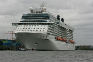 """Kreuzfahrtschiff """"Celebrity Silhouette"""""""