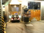 Autolift im Elbtunnel