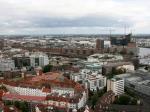 Blick auf Elbphilharmonie