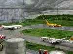 Flughafen im Miniatur Wunderland