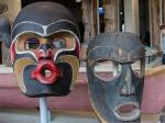 Sehenswürdigkeiten im Anthropologischen Museum von Vancouver