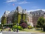 Empress Hotel in Victoria