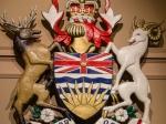 Wappen von British Columbia