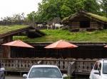 Ziegen am Dach - DIE Touristenattraktion von Coombs