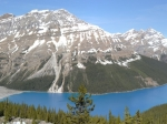 Panoramabild Payto Lake