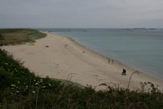 Shell Beach auf Herm