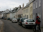 Victoria Street in St. Anne auf Alderney