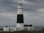 Der Leuchtturm von Alderney