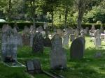 Friedhof vor der St. Anne Church
