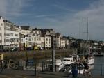 Der Hafen von St. Peter Port auf Guernsey