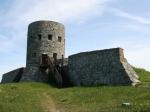 Rousse Tower im Norden von Guernsey