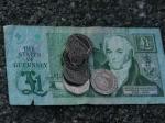 Die Kanalinseln haben ihr eigenes Geld - das nur hier gilt