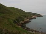 Die Küste von Herm