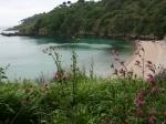 Fermain Bay auf Guernsey