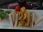 Mittagessen in der Fermain Bay