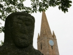 Gran´mère du Chimquière vor St. Martins Parish Church