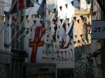 St. Peter Port putzt sich zum 60-jährigen Kronjubiläum der Queen heraus