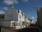Alhambra Hotel in St. Helier - unsere Unterkunft auf Jersey