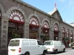 Die Markthalle von St. Helier