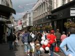 Kings Street - die Einkaufsmeile von St. Helier