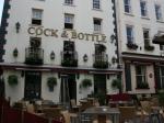 Cock and Bottle - das Pub schlechthin
