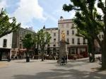 Royal Square mit der Statue von Georg II