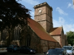 Parish Church in St. Helier