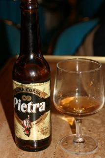 Pietra Bier aus Kastanienmehl