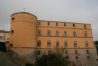 Gouverneurspalast in Bastia