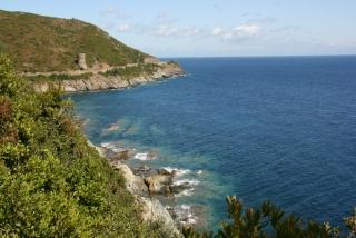 Küste von Cap Corse