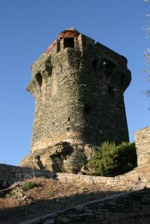 Der Turm von Nonza