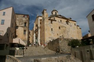 Église St-Jean Baptiste in Calvi
