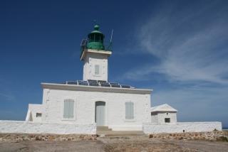 Leuchtturm auf der  Ile de la Pietra